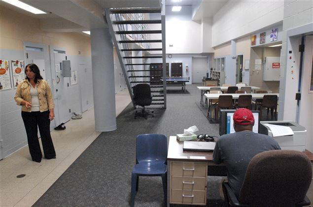 design a juvenile correctional facility Justice furniture: humanizing our correctional facility furniture is the result of years of field research in planning & design of correctional facilities.