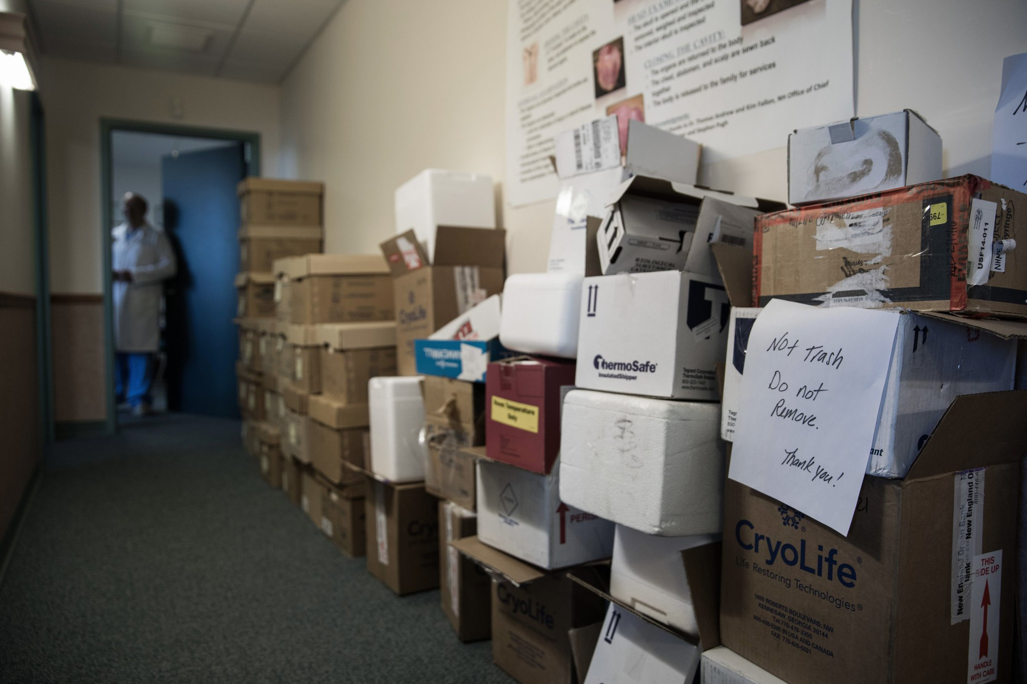 As Overdose Deaths Pile Up, a Medical Examiner Quits the Morgue | POPAI